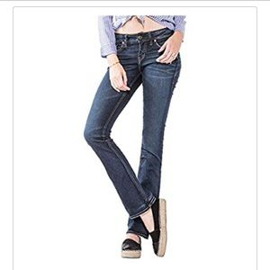 Silver Jeans Co. Elyse Slim Bootcut jean - 28/31